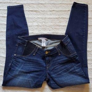 Liz Lange Maternity Target Ankle Skinny Jeans XS